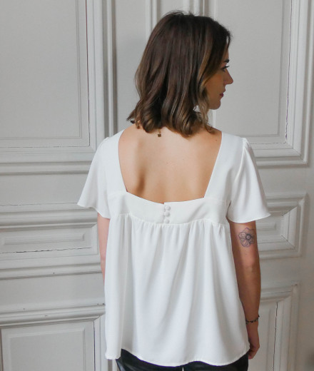 Blouse Olympe