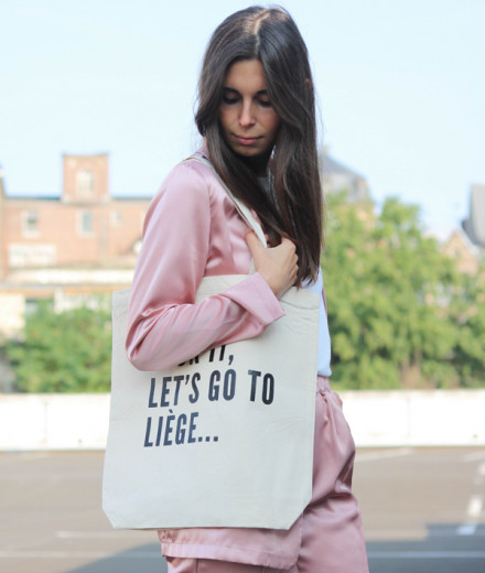 "Totebag ""F**k it Let's Go..."